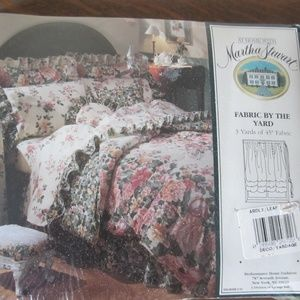 Martha Stewart Fabric by the Yard 3 yards  NEW